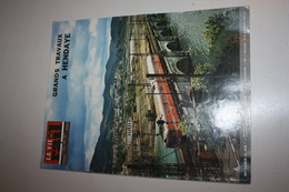 La Vie Du Rail N°1483 - Grands Travaux à HENDAYE - 1975 - Train - Chemin De Fer - Trains