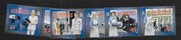 2001 MNH Alderney, Stamps From Booklet, Postfris** - Alderney