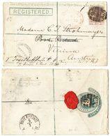 AR125) GRAN BRETAGNA - Aberdeen To Saint-Valery-sur-Somme, 1831 - ...-1840 Préphilatélie