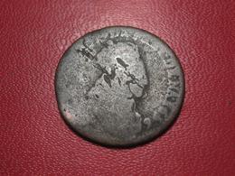 Liard De France Louis XIV 1656 D Lyon 6523 - 987-1789 Monnaies Royales