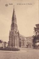 Duffel, Kerk, 2 Scans, 2 Scans - Duffel
