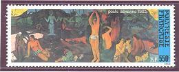 Polynesie: Yvert N° A 186**; MNH; Tableau De Gauguin - Nuovi