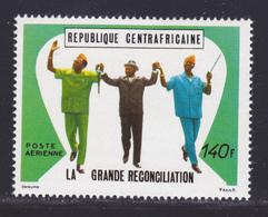CENTRAFRICAINE AERIENS N°   91 ** MNH Neuf Sans Charnière, TB (D7142) La Grande Réconciliation - Central African Republic