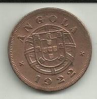 5 Centavos 1922 Angola - Angola