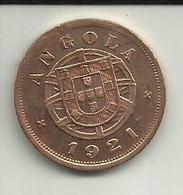 5 Centavos 1921 Angola - Angola