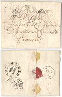 AR130) GRAN BRETAGNA - Sunderland To France, 1834 - Gran Bretagna