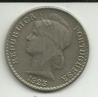50 Centavos 1923 Angola - Angola
