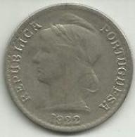 50 Centavos 1922 Angola - Angola