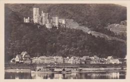Germany Koblenz Schloss Stolzenfels