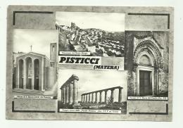 PISTICCI   - VIAGGIATA FG - Matera