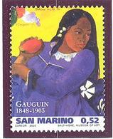 Saint Marin : Yvert N° 1858**; MNH; Tableau De Gauguin - Saint-Marin