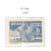 Brasile PO 1949  Globe   Scott.691+See Scan On Scott.Page - Brasile