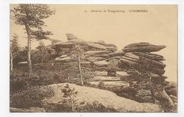 SCHNEEBERG - N° 24 - ENVIRONS DE WANGENBOURG - CPA NON VOYAGEE - France