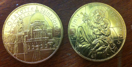 CANADA QUÉBEC ORATOIRE SAINT-JOSEPH N°2 MÉDAILLE ARTHUS BERTRAND JETON MEDALS TOKEN COINS - Arthus Bertrand
