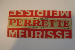 Oude Wikkel Chocolade Meurisse : Chocolat Perrette - Other Collections