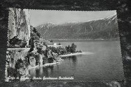 2263- Lago Di Garda, Strada Gardesana Occidentale - Brescia