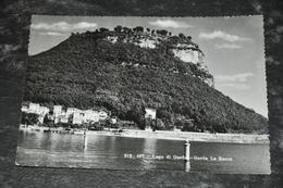 2231-  Lago Di Garda, Garda La Rocca - 1958 - Italia
