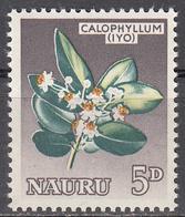 NAURU   SCOTT NO. 51    MNH   YEAR  1963 - Nauru