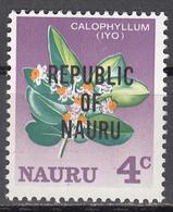 NAURU   SCOTT NO. 75    MNH   YEAR  1968 - Nauru