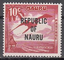 NAURU   SCOTT NO. 79   MNH   YEAR  1968 - Nauru