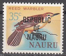 NAURU   SCOTT NO. 83   MNH   YEAR  1968 - Nauru