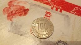 100 Francs Tchad 1971 - Chad