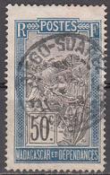 MADAGASCAR     SCOTT NO.  103    USED   YEAR  1908 - Used Stamps