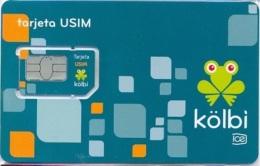 COSTARICA GSM : COS2 KOLBI GREEN FROG MINT - Costa Rica