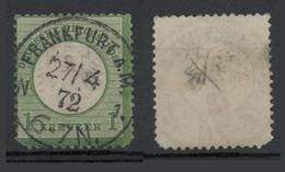 1872 - 1K Verde (scudo Aquila Piccolo) Vedere Foto - Germania