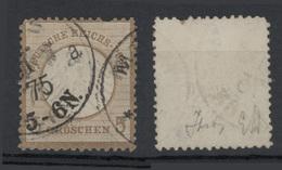 1872 - 5 G Bistro (scudo Aquila Piccolo) Vedere Foto - Germania