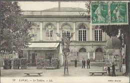 2557 Laval - 78 Le Théâtre . - Laval