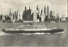 M/N VULCANIA A NEW YORK  (253) - Barche