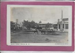 SIDNEY STREET  ,  MACKAY - Mackay / Whitsundays