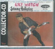 "CD  4 TITRES - JOHNNY HALLYDAY -   "" KILI WATCH "" +  3 - Music & Instruments"