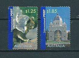 2006 Australia  Complete Set Greetings,koala Self-adhesive Used/gebruikt/oblitere - 2000-09 Elizabeth II
