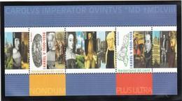 Niederlande 2000**, Block: 500. Geburtstag Von Kaiser Karl V / Netherlands 2000, MNH, MS 500th Birthday Of Emperor Karl - Neufs