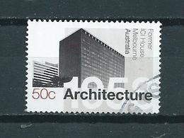 2007 Australia SHEET Architecture Used/gebruikt/oblitere - 2000-09 Elizabeth II