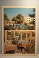 """ISTRES  -  HOTEL  RESTAURANT  """"LE  MIRAGE """"  - Multivues - ( Pas De Reflet Sur L'original ) - Istres"""