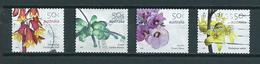 2007 Australia Complete Set Wildflowers Self-adhesive Used/gebruikt/oblitere - 2000-09 Elizabeth II