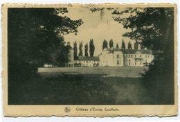 CPA - Carte Postale - Belgique - Couthuin - Château D'Envoz (CP2890) - Héron
