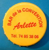 DECAPSULEUR MAGNET BAR DE LA CONVENTION ARLETTE - Bottle Openers