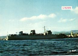 BATEAU - L'AUNIS - Warships