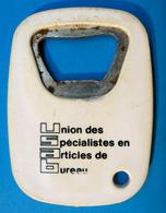 DECAPSULEUR USAB UNION DES SPECIALES EN ARTICLES DE BUREAU EURO CLUB - Bottle Openers