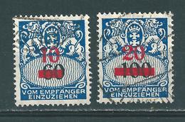 MiNr. P 41 +Katalogpreis  22,00 € 42 - Danzig