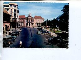(M+S 120) Madagascar (with Stamp) Place Colbert Tananarive - Madagaskar
