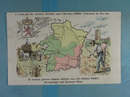 Amidon Remy Limbourg - Cartes Géographiques