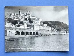 Cartolina Cervo Ligure - Veduta Dal Mare - 1952 - Imperia