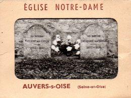 95-SUPERBE CARNET COMPLET DE AUVERS SUR OISE - Auvers Sur Oise