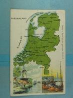 Amidon Remy Niederland - Cartes Géographiques