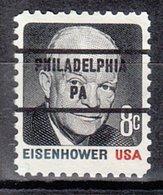 USA Precancel Vorausentwertung Preo, Bureau Pennsylvania, Philadelphia 1394-85 - Vereinigte Staaten